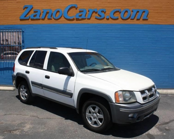 2005 Isuzu Ascender 4dr 2wd Ls For Sale In Tucson Az