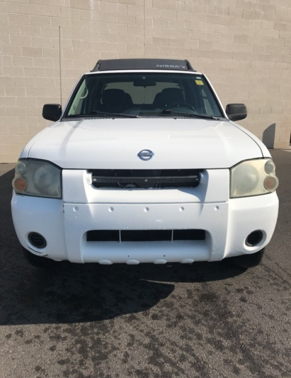 2003 Nissan Frontier SVE SuperCharger SB Crew Cab V6 4WD Auto For