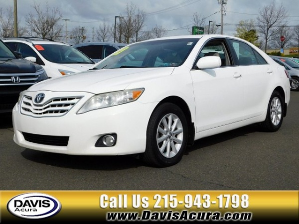 Used 2010 Toyota Camry for Sale in Ambler, PA US News  World Report