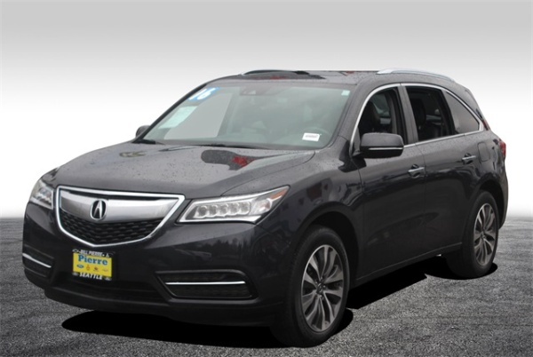50 Best Seattle Used Acura MDX for Sale, Savings from $3,149