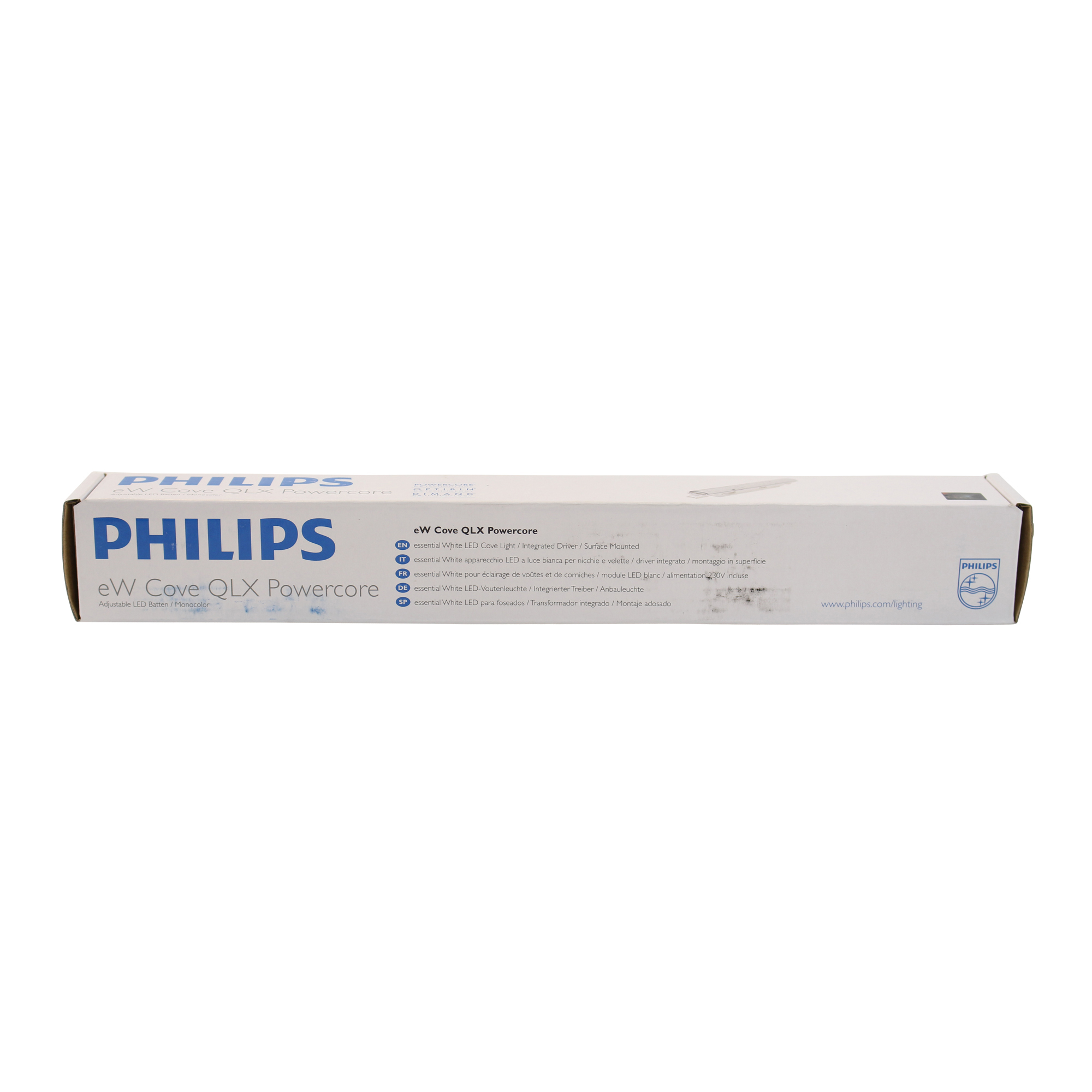 Eclairage Led Philips Details About Philips Color Kinetics 523 000004 19 Ew Cove Qlx Pc Led Light 4k 220 240v 12
