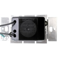 LUTRON S-600-WH SKYLARK SINGLE POLE DIMMER WITH ON/OFF ...