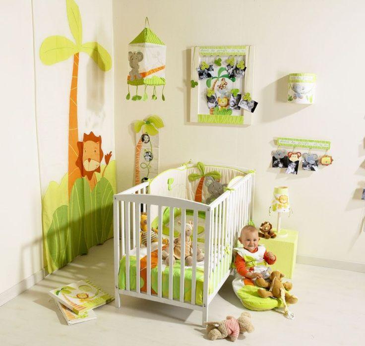 Relooking et décoration 2017 / 2018 - déco chambre bebe garcon