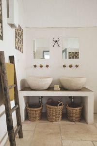 Ide dcoration Salle de bain - Une maison de vacances ...