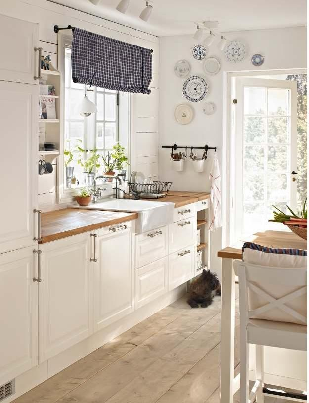 Küchen Ideen Décoration Maison En Photos 2018 - Love This Ikea Kitchen ...