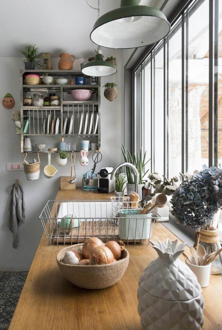 Idees Deco Salon Recup | Deco Interieur Recup Beau Tªte De Lit En ...