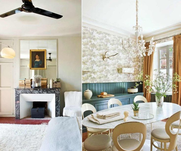 Idée Décoration Maison En Photos 2018 - décoration champêtre, salle