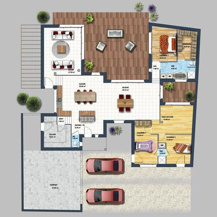 Plans Maison En Photos 2018 - Envie de faire construire une maison