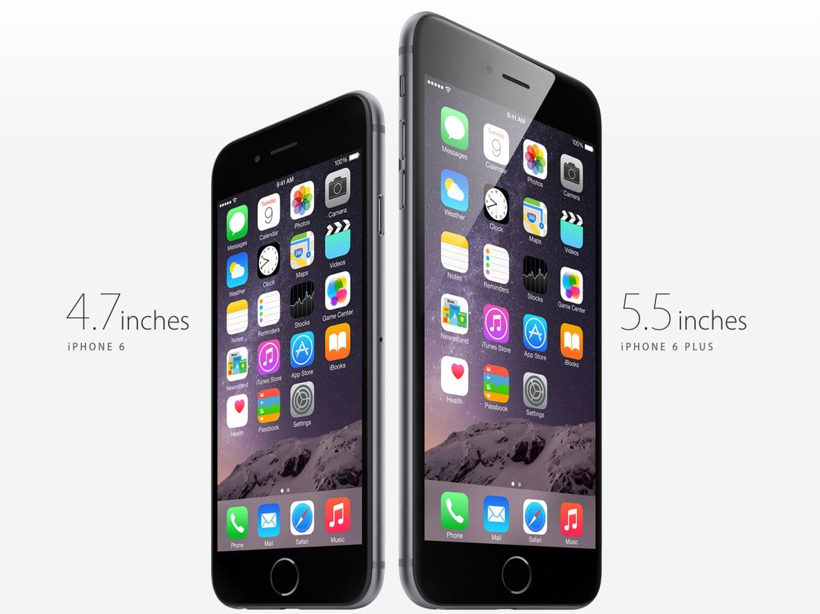 6 Plus 10 Differences Between Iphone 6 And Iphone 6 Plus