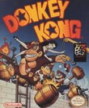 9. Donkey Kong