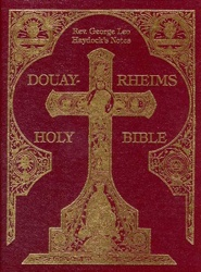 Haydock Douay Rheims Hardback