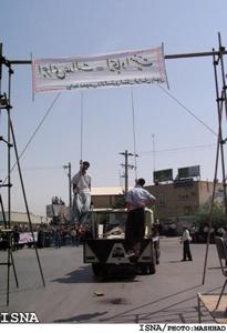 Iran Hanging Outrage 2-1