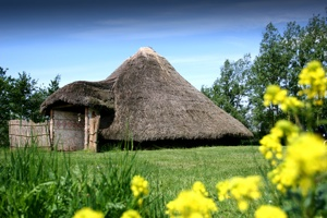 Iron-Age Roundhouse