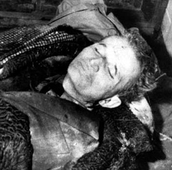 Nicolae Ceausescu Dead 2