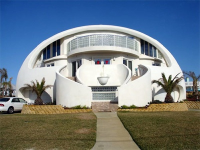 Dome House, Pensacola Beach, Florida 1