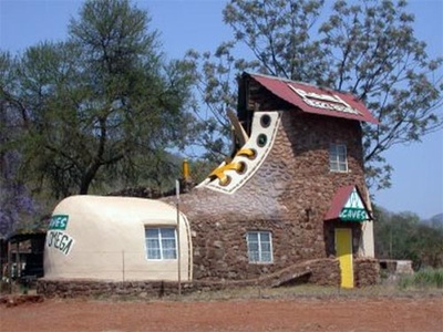 Shoe House, Abel Erasmus Pass, Branddraai Mpumalanga, South-Africa 2