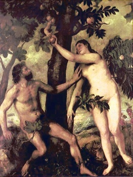 Titian.Adameve