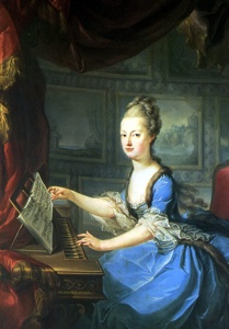 Marie Antoinette 1769-70