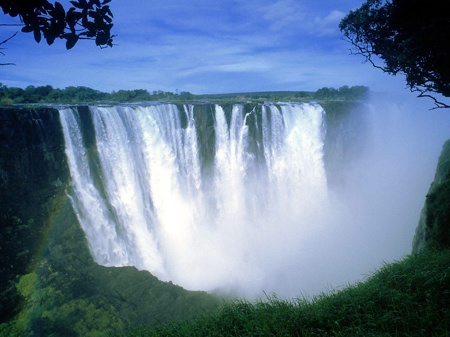 Victoria Falls, Zimbabwe, Africa