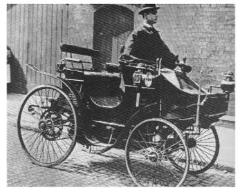 No 2 3.75Hp Peugeot