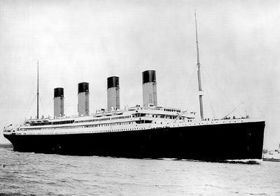 Titanic Bw