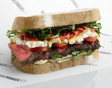 World Most Expensive Sandwich