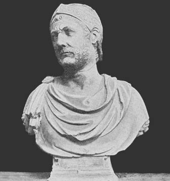 Bust Of Hannibal