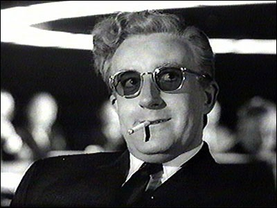Dr Strangelove Merkwurdichliebe