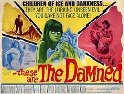 The Damned 1963 Movie