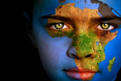 F Slavery Boy Map Africa