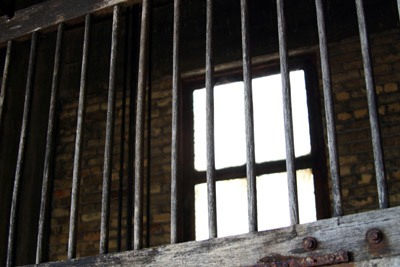 Window-Behind-Bars