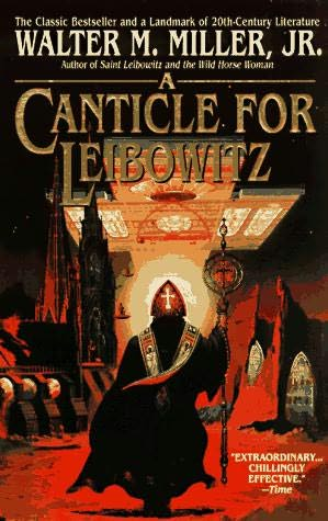 a canticle for leibowitz A canticle for leibowitz adalah sebuah novel fiksi ilmiah pasca-apokaliptik karya penulis amerika walter m miller jr, yang bertama kali diterbitkan pada tahun 1960.