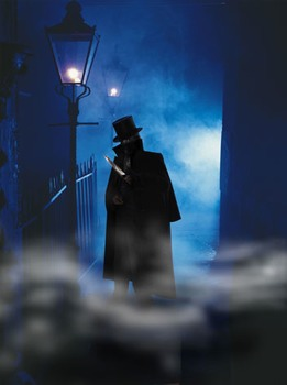 Jack the ripper coursework?