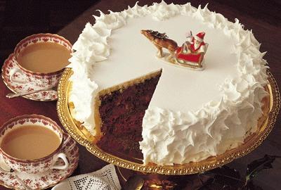 Gb Christmas Cake