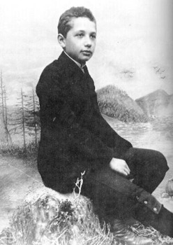 Albert Einstein As A Child.Jpg