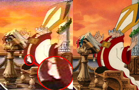 hidden images found cartoons