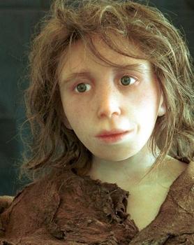 477Px-Neanderthal Child