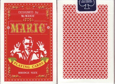 Cardsmaric Red