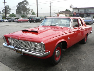 1963 Plymouth Savoy 426 Max Wedge