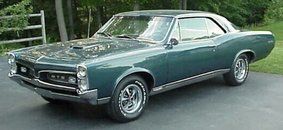 1967 Pontiac Gto