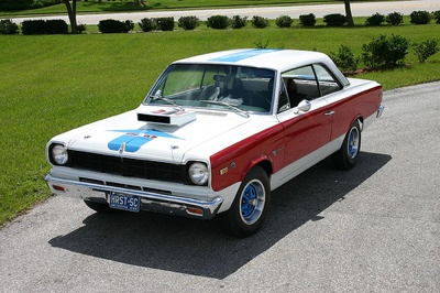 1969 Amc Sc-Rambler A Trim