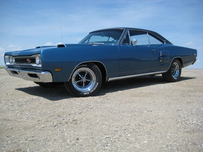 1969 Dodge Coronet R-T