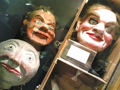 Ventriloquist-Dummies
