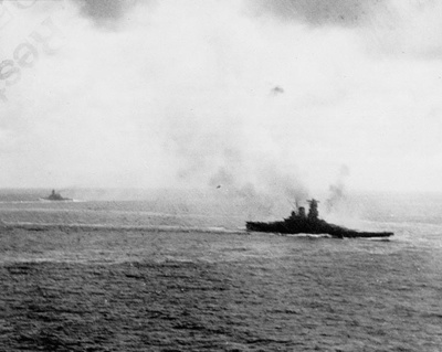 Yamato Battle Off Samar