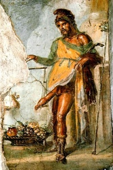 2585364-Fresco-Of-Priapus-Weighing-His-Phallus-1