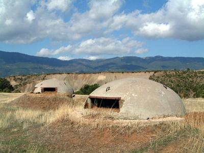 Albania Bunkersnys