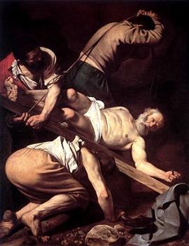 Caravaggio Peter
