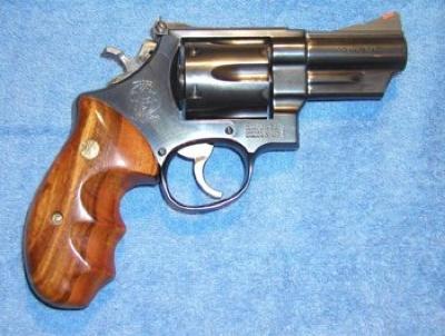 S&W Model 29 Combat 44 Magnum 3