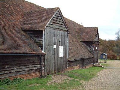Mayflower Barn - Geograph.Org.Uk - 87669
