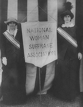 National Women's Suffrage Association